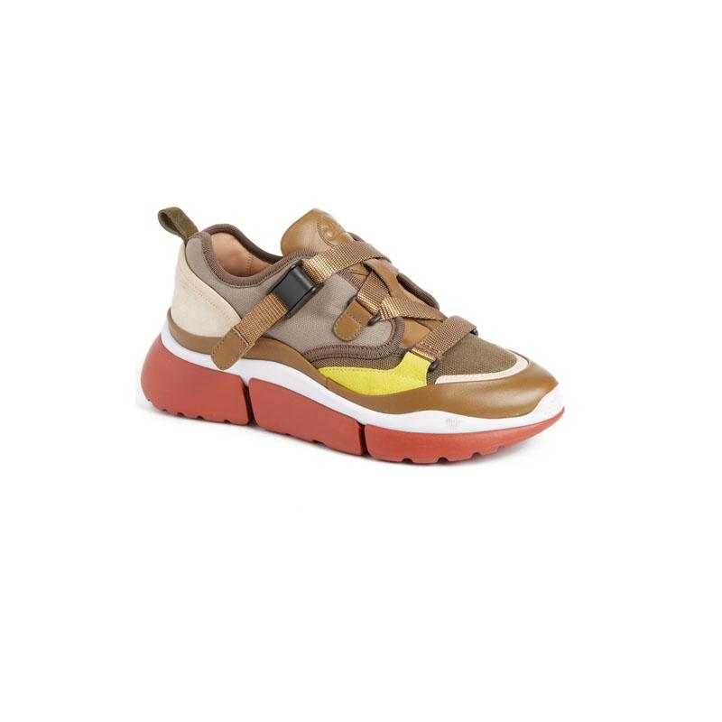 CHLOÉ - Sonnie Low Top Sneaker | Shop