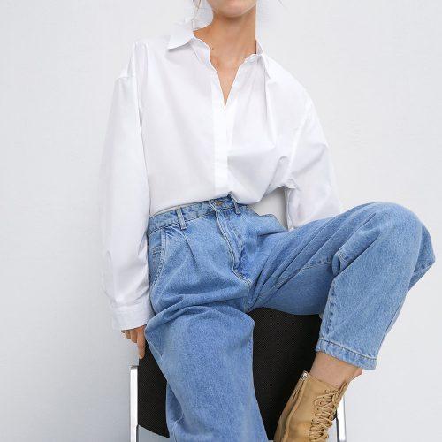 SLOUCHY! Der Jeans Trend im Herbst 2019