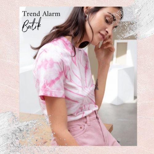 Trend Alarm: Batik