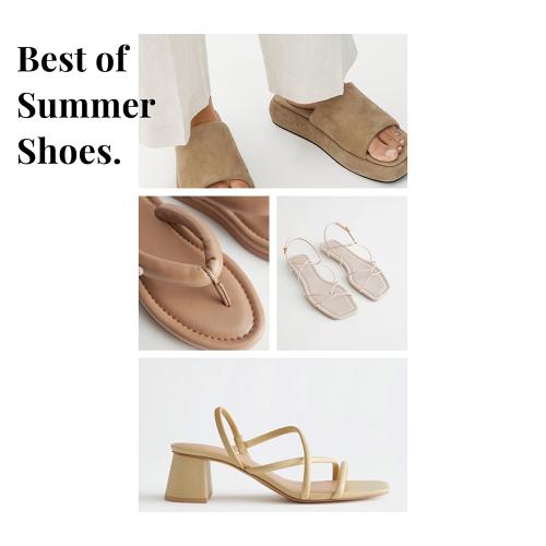Die schönsten Schuhe für den Sommer