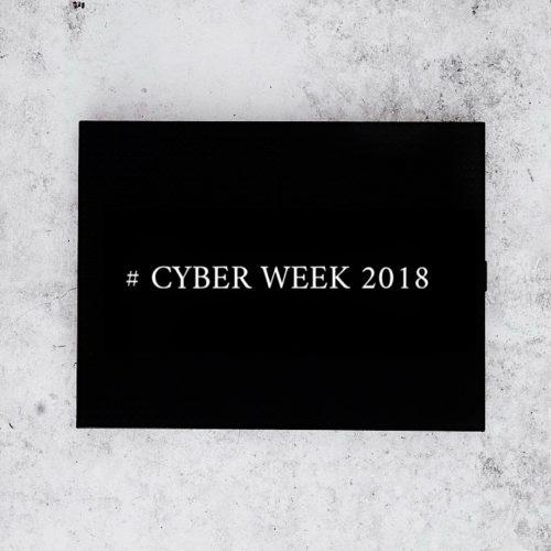 Cyber Week 2018 – alle Black Friday und Cyber Monday Rabatte